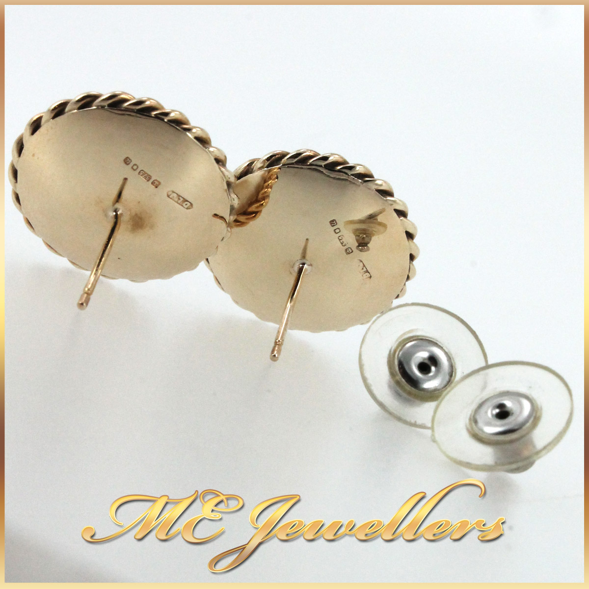 3074 Pearl Stud Earrings 4