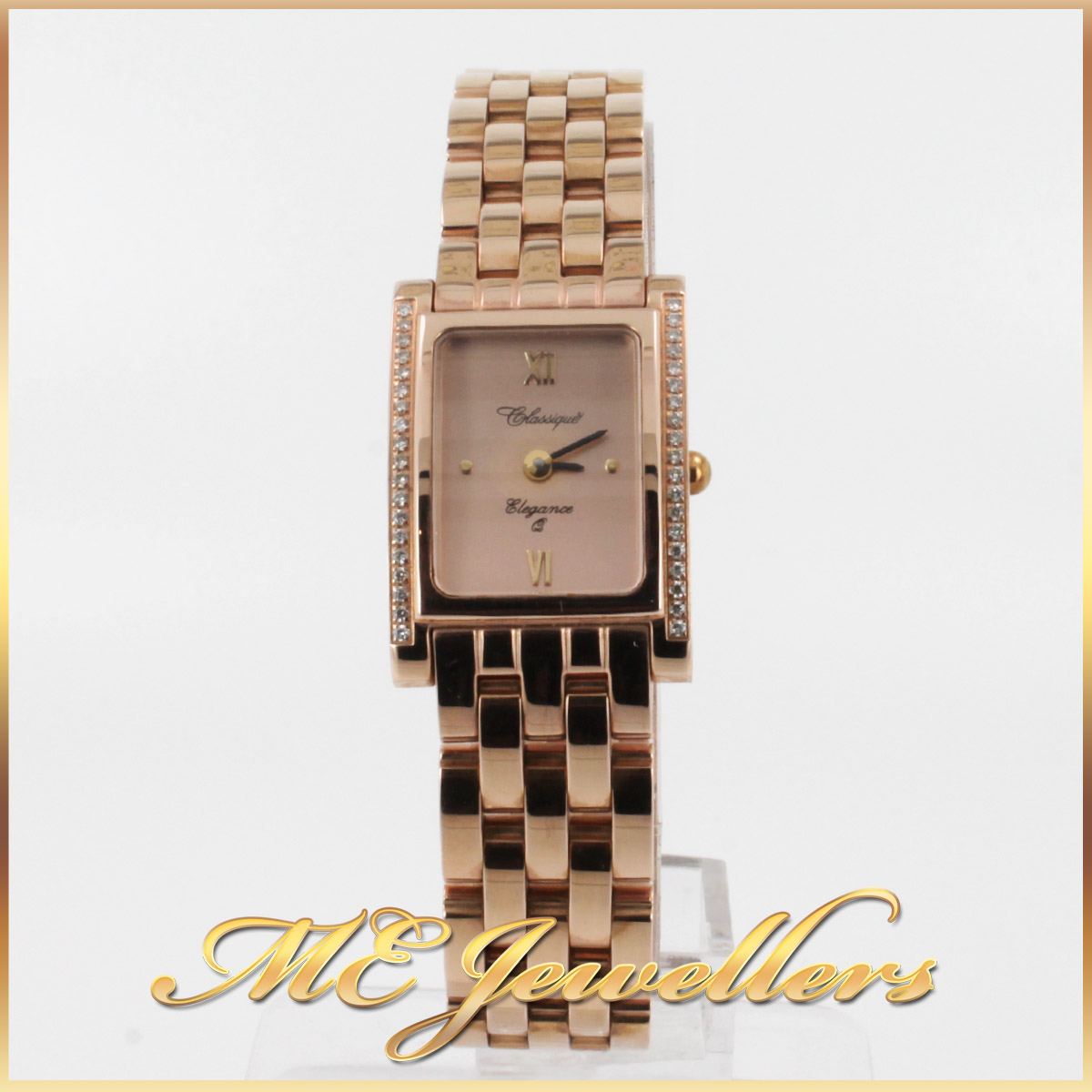 2057 Classique Ladies Watch Diamond Bezel main