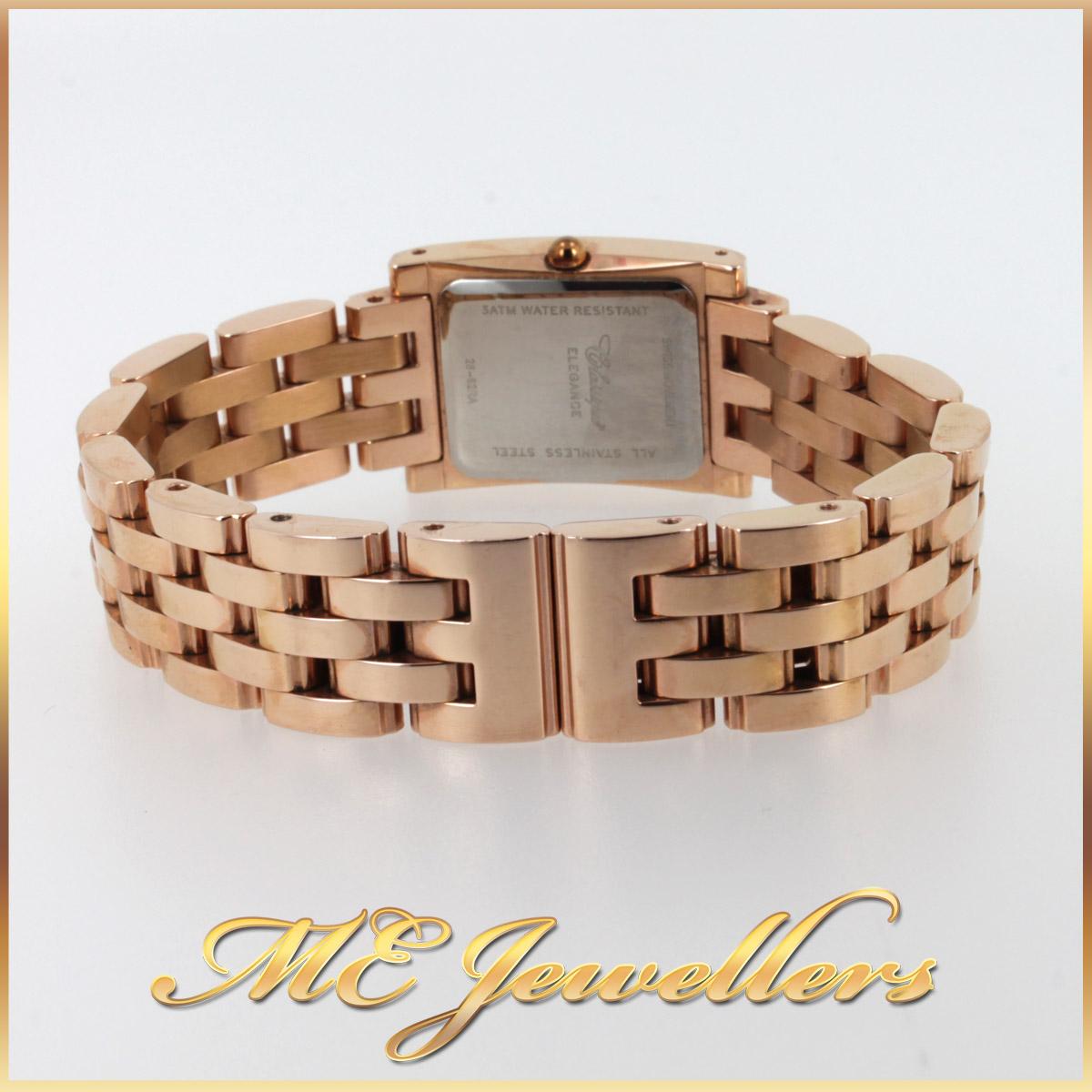 2057 Classique Ladies Watch Diamond Bezel clasp