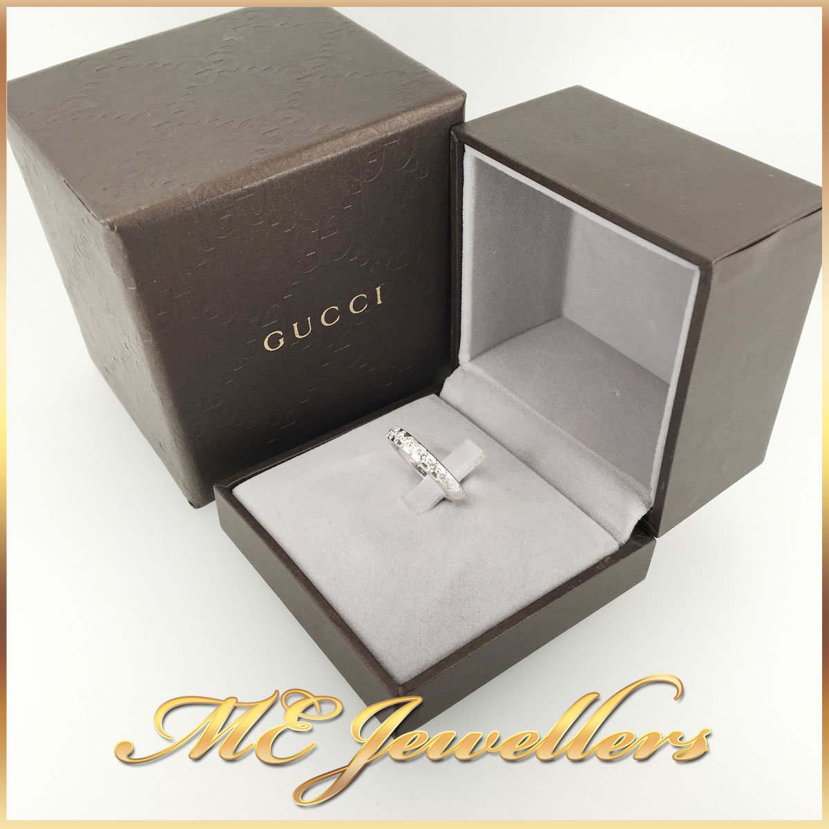 Gucci Diamond Ring