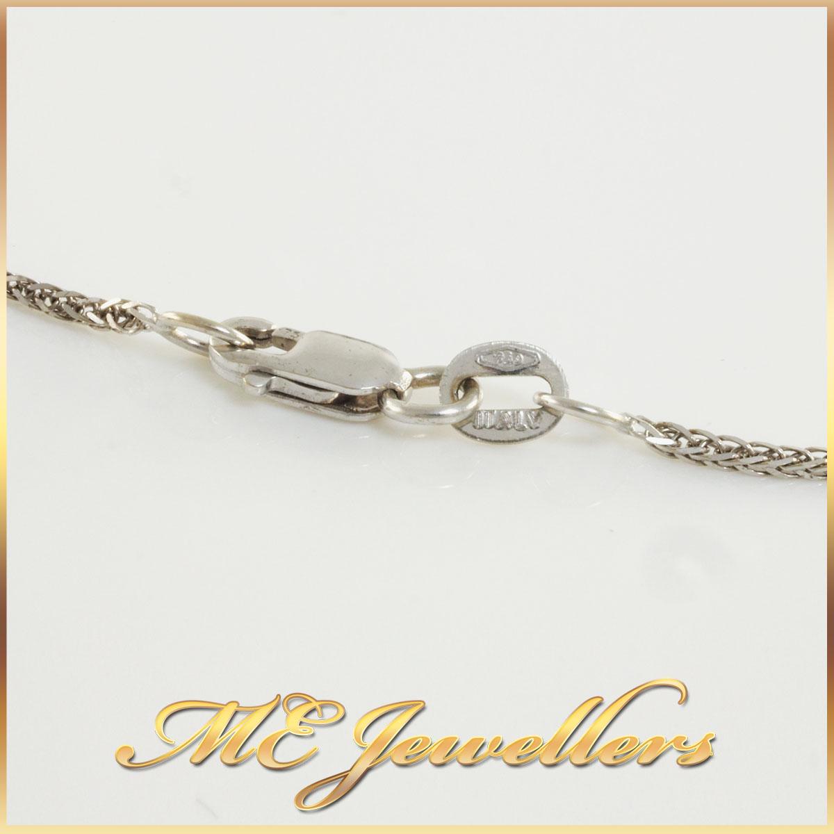 Tahitian Drop Pearl Pendant with Chain