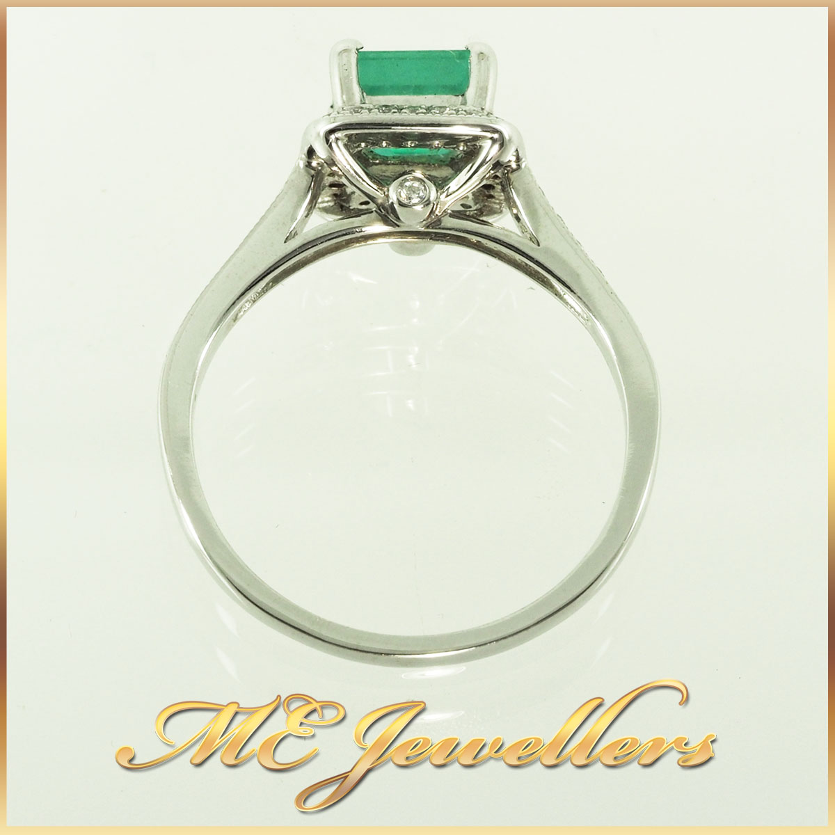 6746 natural-emerald-ring-with-diamond-18k-whg-4