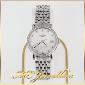 Longines Elegant Collection Automatic Watch