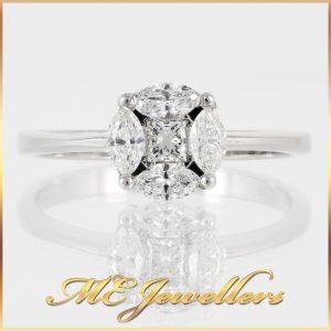 Tesiro Diamond Ring