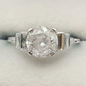 2.60CT Diamond Ring