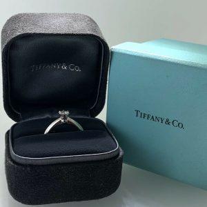 Platinum Diamond Ring by