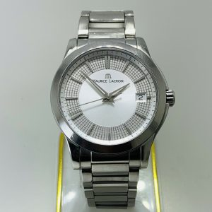 Maurice Lacroix Mens Stainless