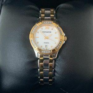 Michael Hill Two Tone Quartz Watch